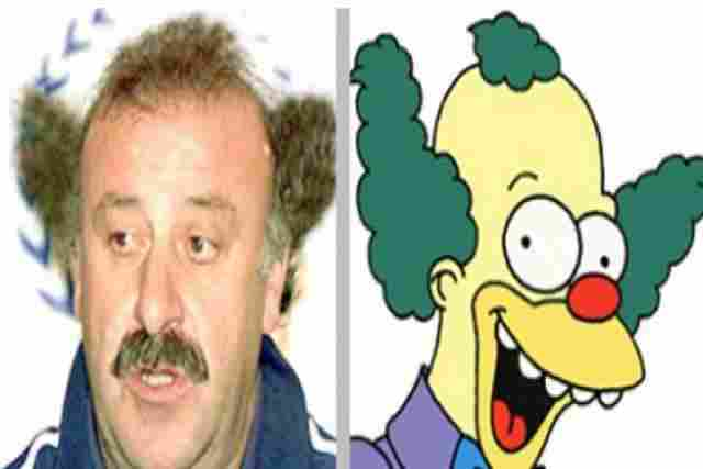 Vicente del Bosque - Krusty