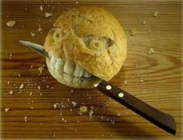 Hard Bread, Sharp Teeth