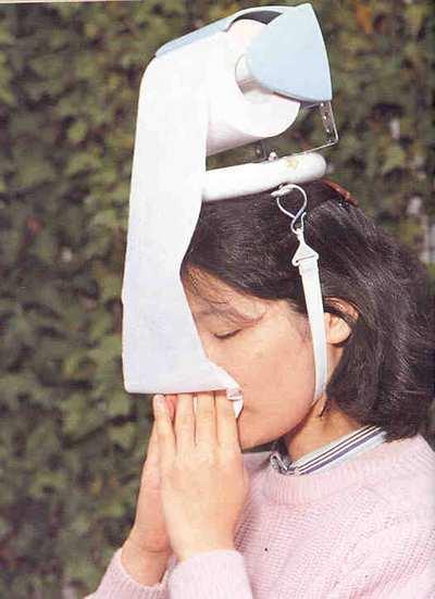 Não há mais resfriados