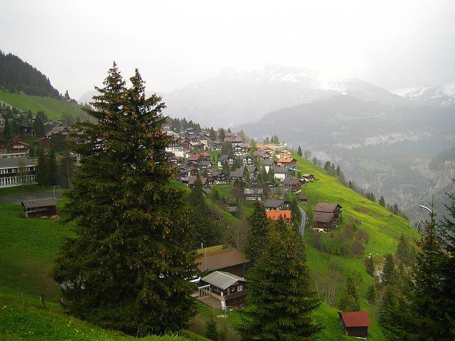 Mürren (Suiza)