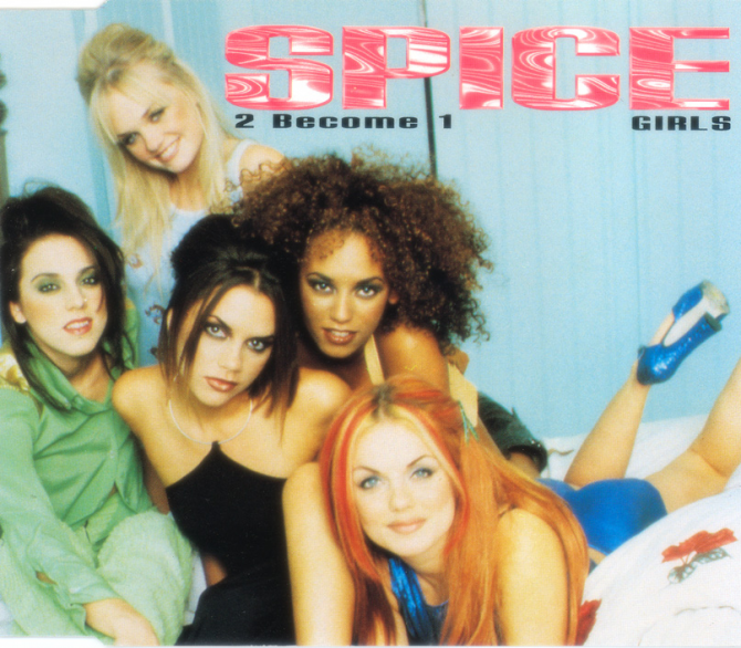 Spice - 2 become 1