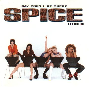 Spice - Say you'll be there
