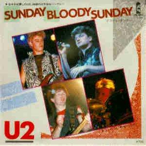 SUNDAY BLOODY SUNDAY - WAR