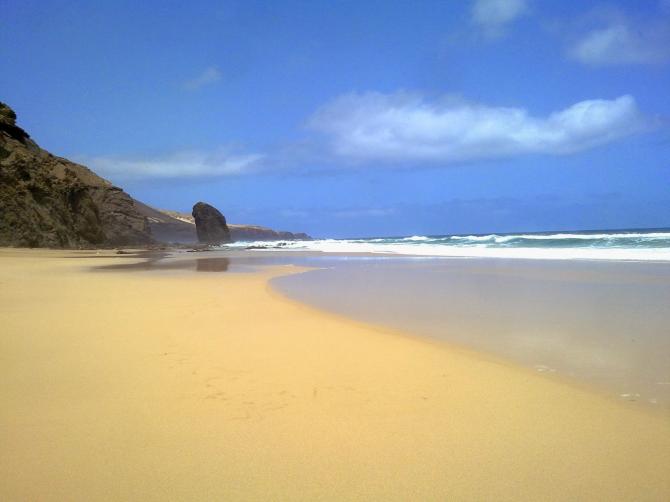 Пляж Кофета (Фуэртевентура)