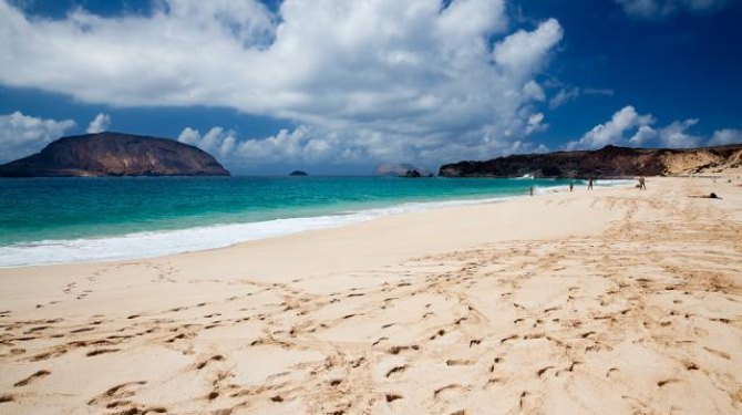 Лучшие пляжи Канарских островов 2017