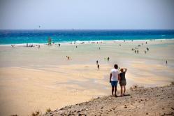 Playa de Sotovento / Jandía (Fuerteventura)
