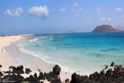 The Dunes of Corralejo (Fuerteventura)