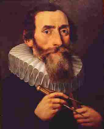 Йоханнес Кеплер