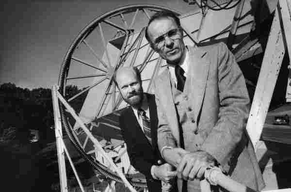 Penzias and Wilson
