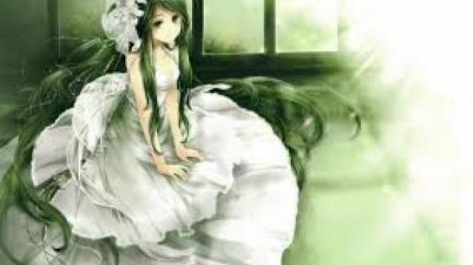 Ranking de personagens de anime com cabelos verdes