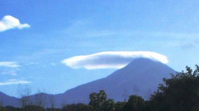 Самые красивые вулканы в Центральной Америке