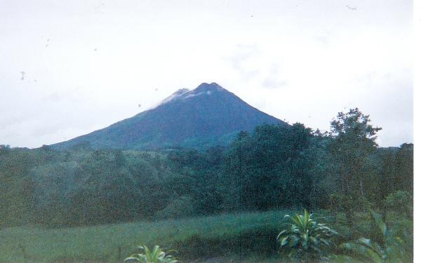 Поас-Коста-Рика