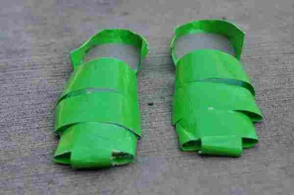 Fabricar sandàlies super originals per a l'estiu