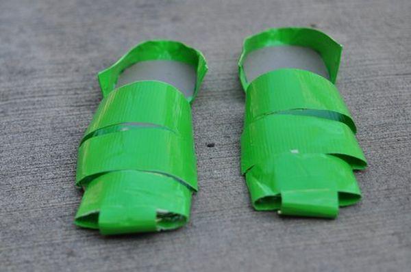 Faça sandálias super originais para o verão