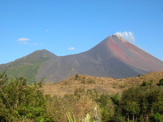 Pacaya-Гватемала