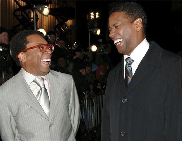 Denzel Washington e Spike Lee