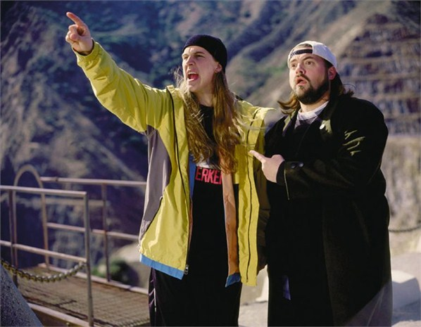 Kevin Smith and Jason Newes