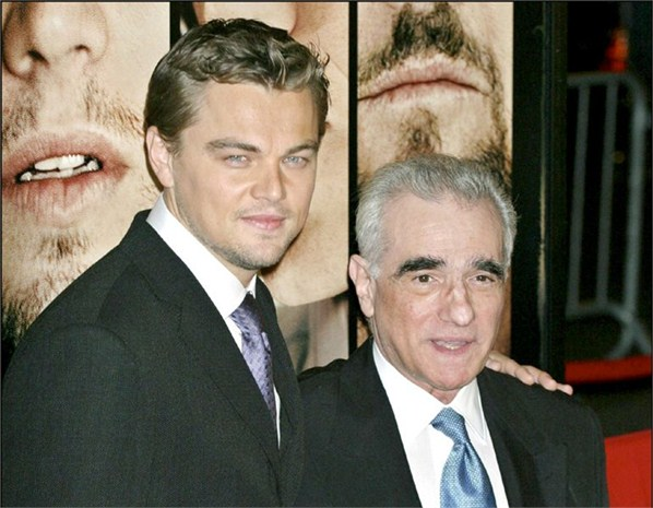 Scorsese and Di Caprio