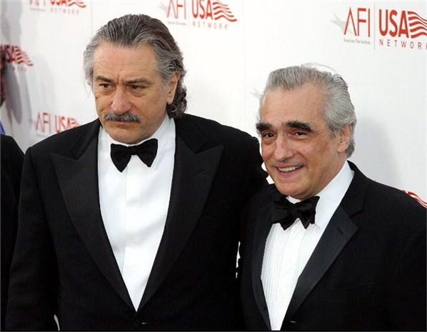 Scorsese e De Niro