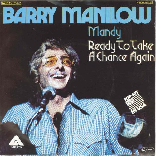 Barry Manilow (Mandy)