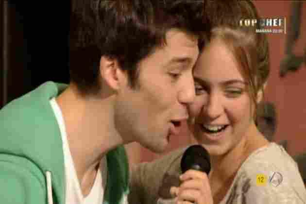 CARLOS Y PAULA - LIVE SINGEN