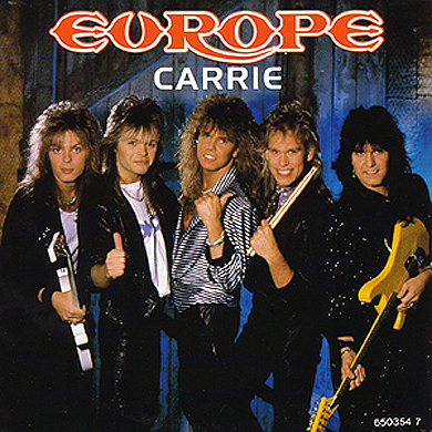 Europe (Carrie)
