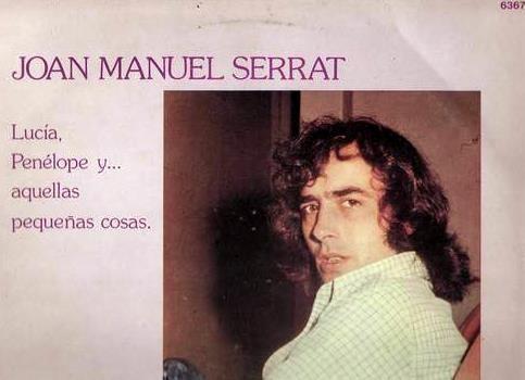 Joan Manuel Serrat (Lucia)