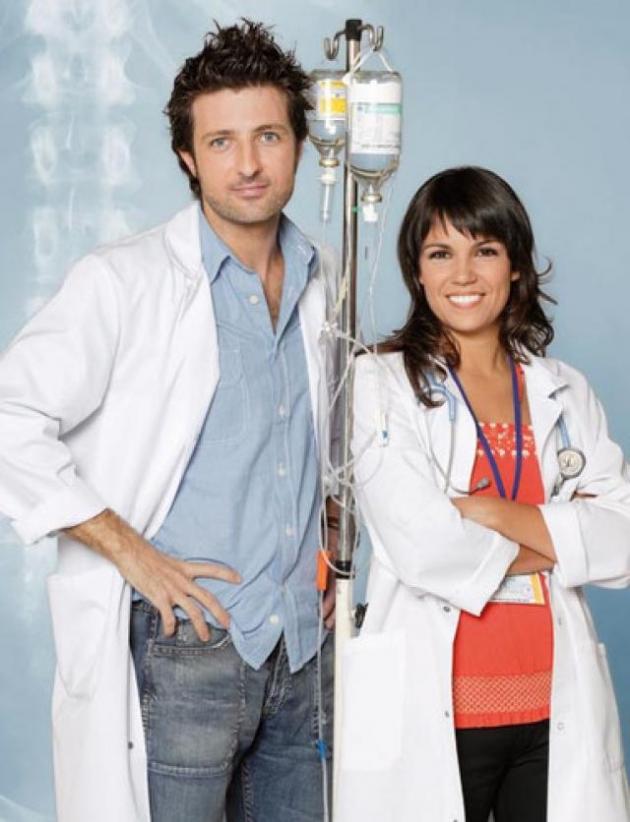 LAURA Y CARLOS - HOSPITAL CENTRAL