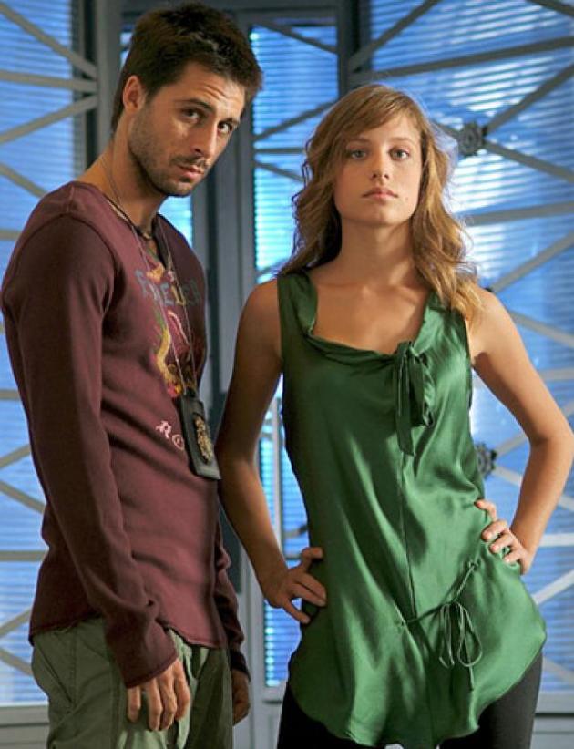LUCAS AND SARA - PRIA PACO