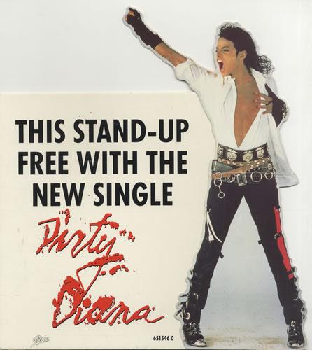 Michael Jackson (Dirty Diana)