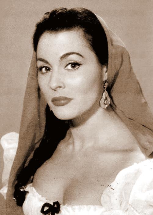 Paquita Rico (María de las Mercedes)
