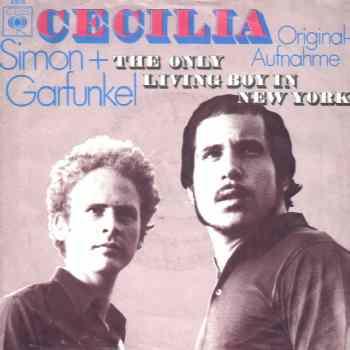 Simon & Garfunkel (Cecilia)