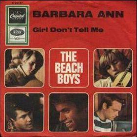 The Beach Boys (Barbara Ann)