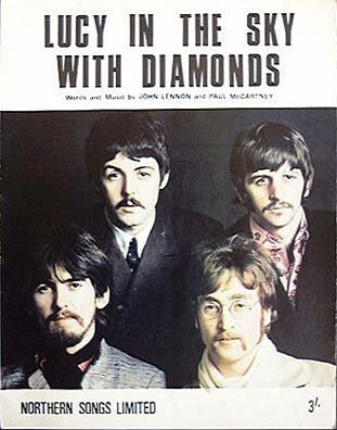 The Beatles (Lucy in the sky with diamonds)