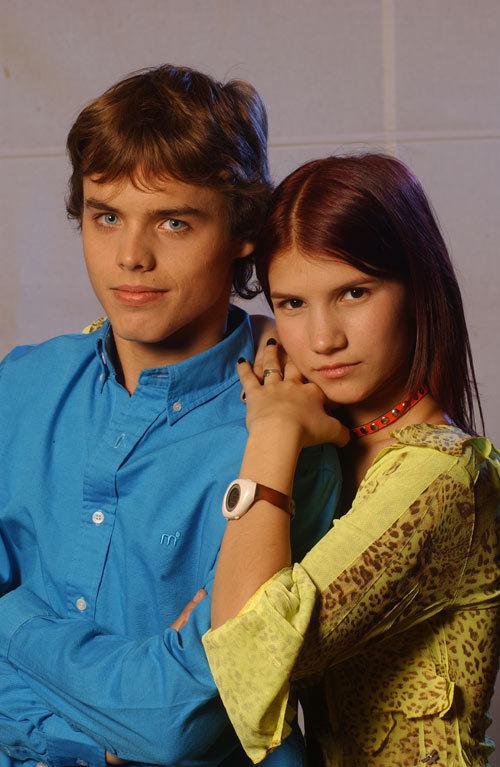 Camila und Benjamin
