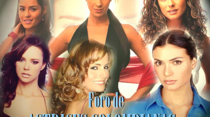 Aktris Kolombia terbaik