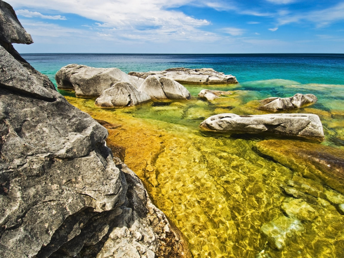 Национальный парк Георгиевских заливов