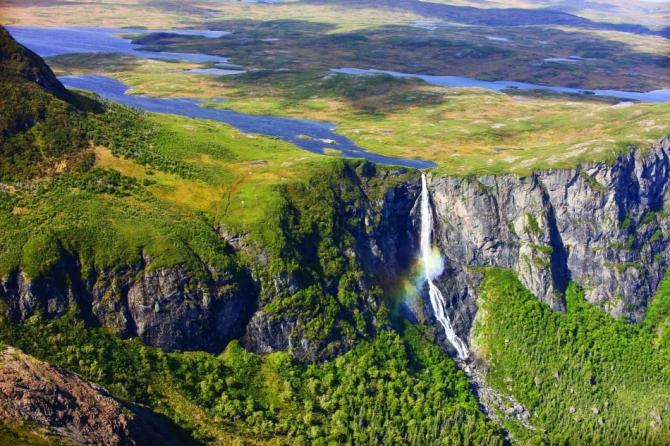 Национальный парк Грос Морн
