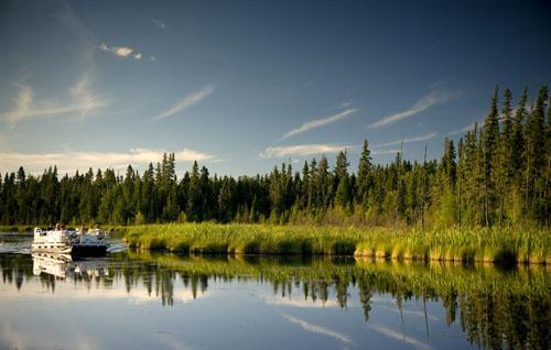 Национальный парк принца Альберта