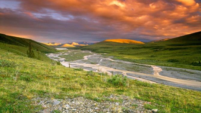 Иввавик национальный парк
