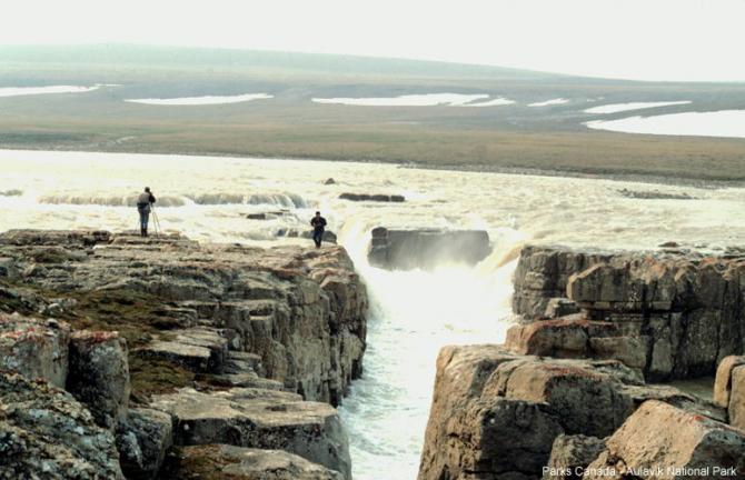 Аулавикский национальный парк