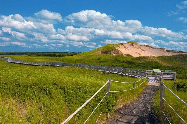 Остров Принца Эдуарда Национальный парк
