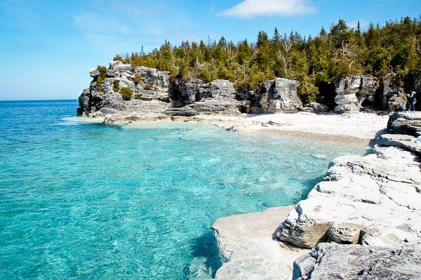 Национальный парк полуострова Брюс