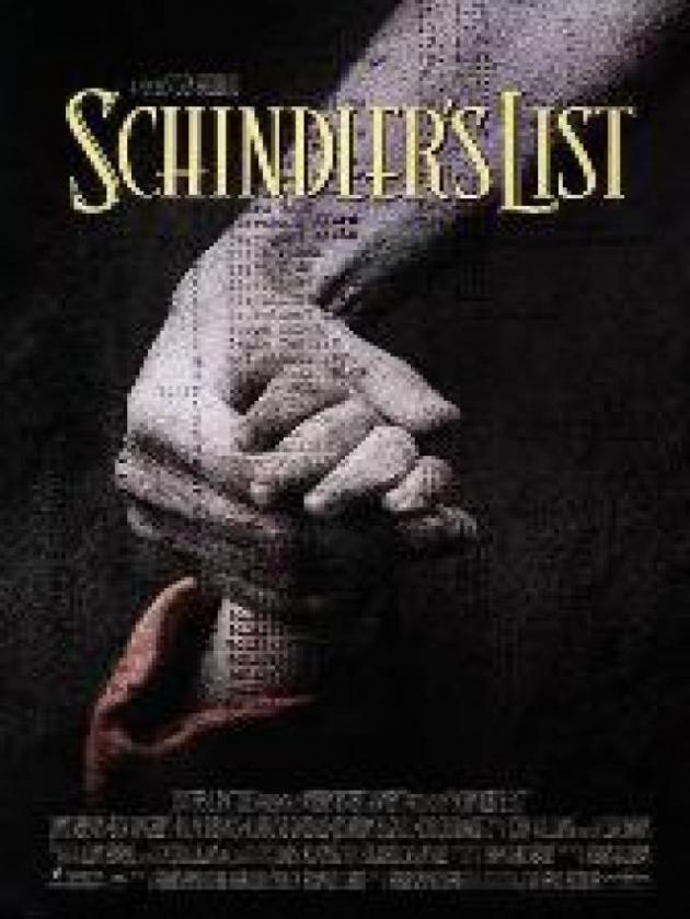 Daftar Schindler (S. Spielberg, 1993)