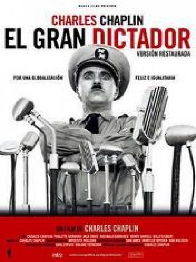 El gran dictador (C. CHaplin, 1940)