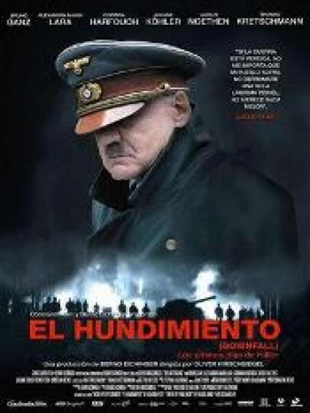 El hundimiento (O. Hirschbiegel, 2004)