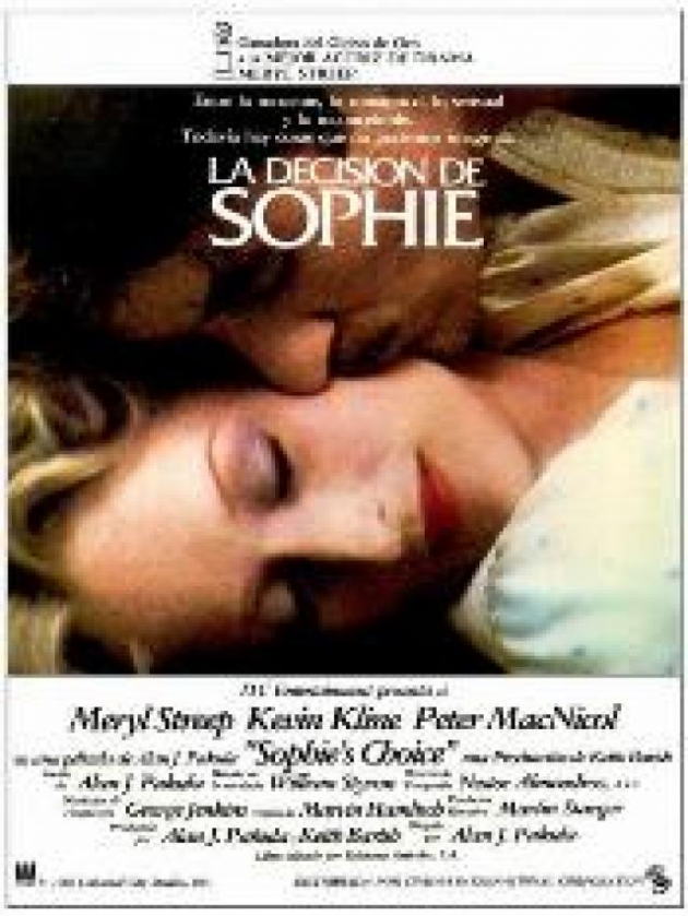 Keputusan Sophie (AJ Pakula, 1982)