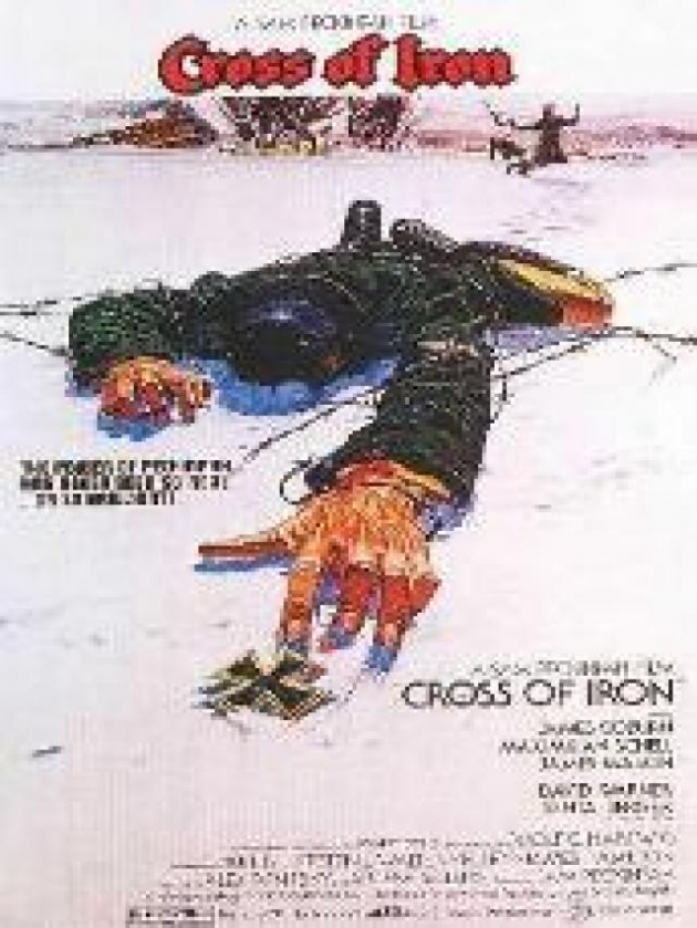 La cruz de hierro (S. Peckinpah, 1977)