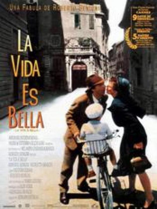 La vida es bella (R. Benigni, 1998)