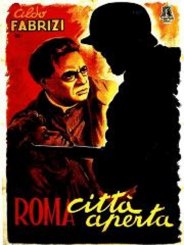 Roma, kota terbuka (R. Rossellini, 1945)